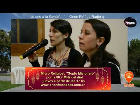 "Micro Religioso ""Soplo Misionero"" (Jueves 17 Hs)."