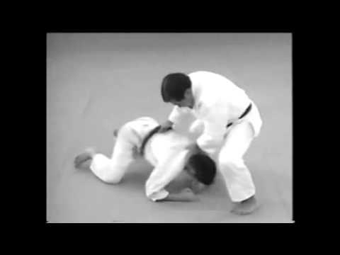 Judo - Sankaku-jime