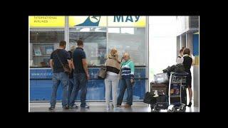 В аэропорту «Борисполь» произошла авария