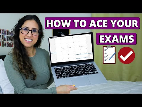 How to ACE your online exams | *step-by-step guide*