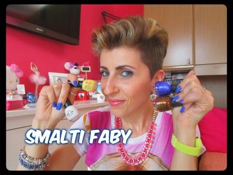 SMALTI #FABY: Review e applicazione