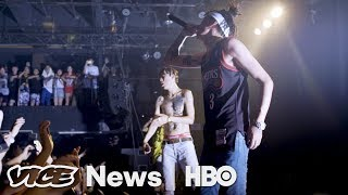 Chengdu's Hottest Rappers Want To Make It In The U.S. (HBO)