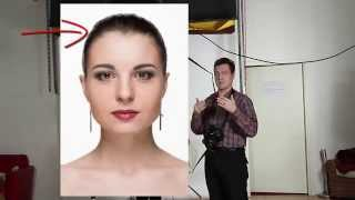 Как правильно снимать фотопортреты в студии - видео онлайн