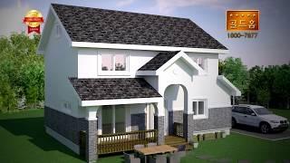 천안 골드홈 2층 전원주택 예쁜 목조주택 구경해볼까요
