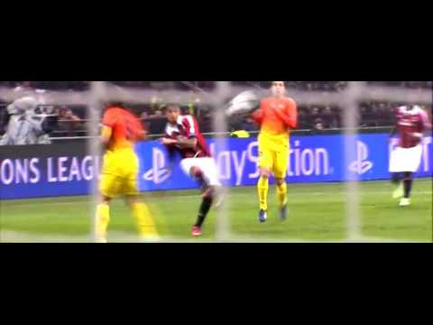 Stephan El Shaarawy vs Barcelona Home 12 13 HD  21/2/2013