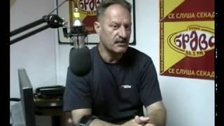 Jusuf Ljatifi vo Radio Bravo