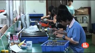 Китай — Мировая фабрика