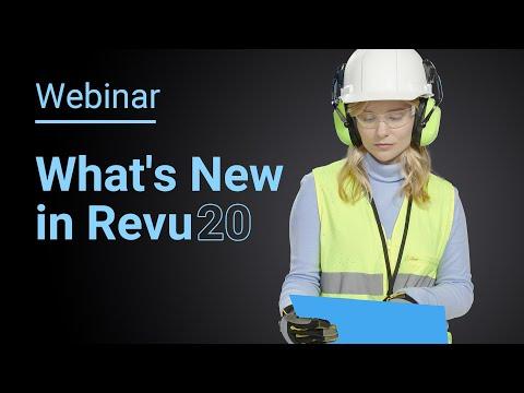 Bluebeam Revu 20 New Enhancements
