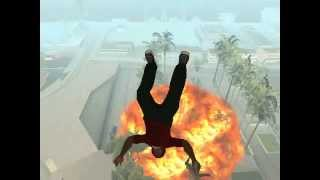 GTA San Andreas - ATOMIC BOMB MOD + DOWNLOAD