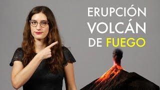 conoce lo que se especulo despues de la erupcion del volcan de guatemala en el weekly update del 11 de junio