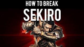 How to Break Sekiro (Fewest Boss possible)