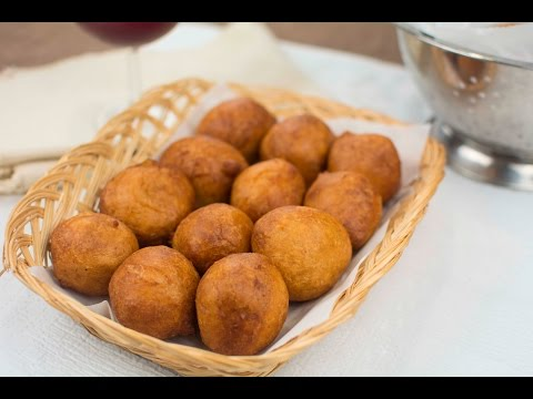 Snack Recipes: Nigerian Puff Puff (savoury/spicy version) | Afropotluck