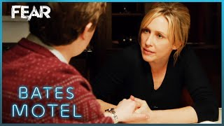 Norma Gives Norman The Talk | Bates Motel