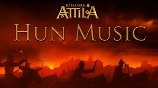 Total War: Attila - Main Menu Music (Hun Theme)