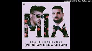 Bad Bunny Feat Drake   Mia   Dj Biyi ( Reggaeton Version)
