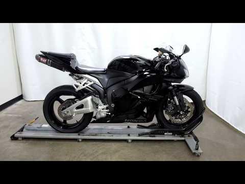 2011 Honda CBR®600RR in Eden Prairie, Minnesota - Video 1