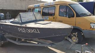 Катера и лодки в саратове продажа бу