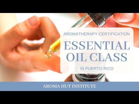 Essential Oil Classes | Doterra Aromatherapy Course in Puerto Rico ...