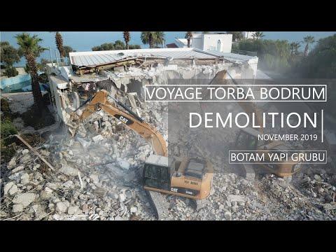 Voyage Torba Bodrum - Demolition