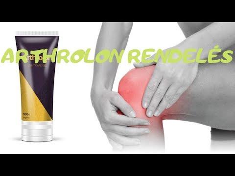Artrózisos kezelés kenőcsökkel és gélekkel