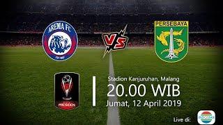 Tuan Rumah Sementara Unggul! Tonton Babak Kedua Final Piala Presiden! Arema FC Vs Persebaya di Sini!