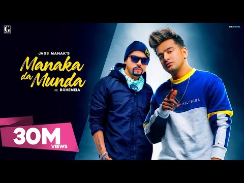 Manaka Da Munda : Jass Manak Ft. Bohemia (Official Song) Sukhe | GK.DIGITAL | Geet MP3