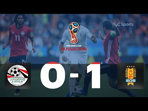Uruguay 1 - Egipto 0