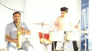 Har Kisiko Nahi Milta Yahan Pyaar Zindagi Mai |❤| Saxophone and Drum cover 🎷❤