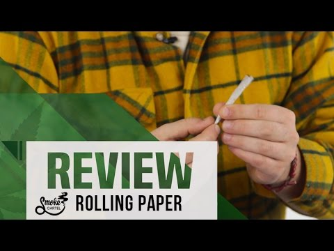 Trip2 Clear Cellulose Rolling Papers on Youtube