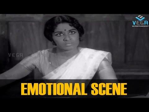 Prem Nazir, Sheela and Kottarakkara Sreedharan Nair Emotional Scene ||  Collector Malathy