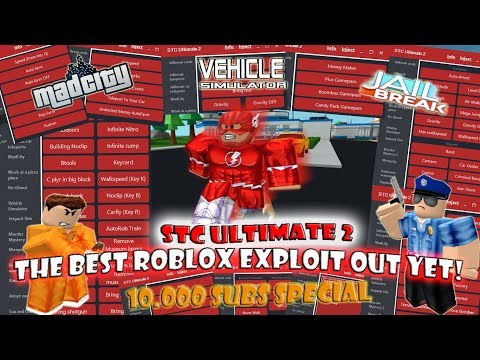Tutorial] How to instal a roblox exploit / mod menu [STC