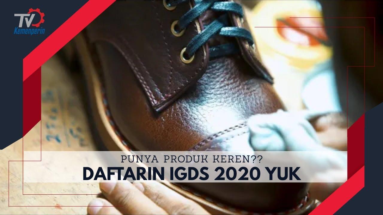 Punya Produk Keren? Daftarin IGDS 2020 Yuk!