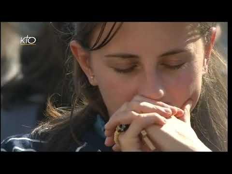 Messe à l'occasion de la journée mariale et Angélus