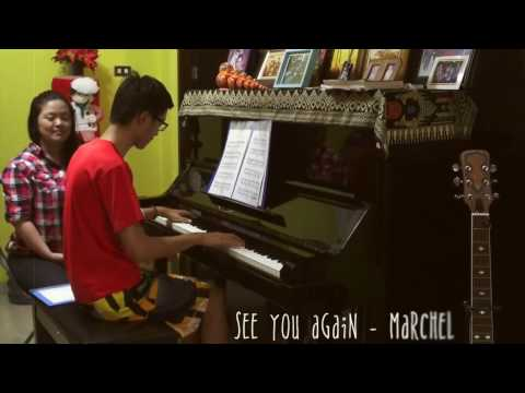 See You Again - Piano Cover By Marchel