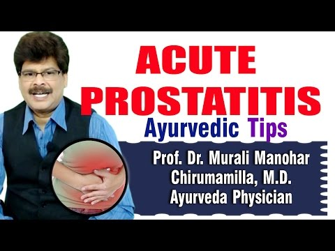 Prostamol-uno and congestive prostatitis