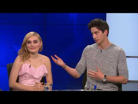 Meg Donnelly & Milo Manheim on New Disney Channel Original Movie