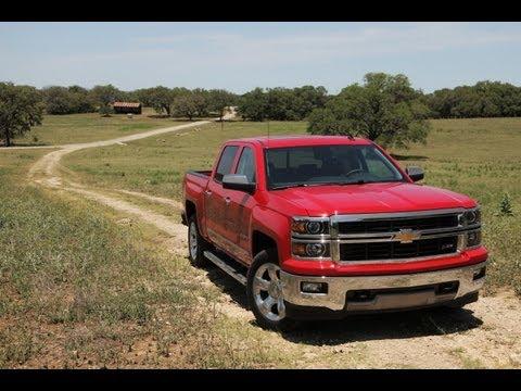 2014 Chevrolet Silverado Review