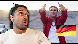 FIRST TIME Reacting To Sero El Mero   Ohne Sinn (Official Video) | GERMAN RAP