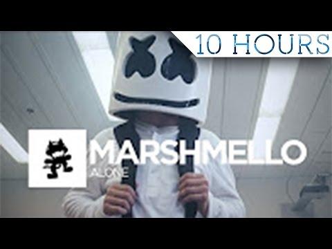 Marshmello - Alone 10 HOURS (видео)