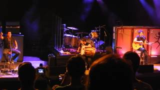 Anda a lavartelos - Niño Hereje - Divididos Anfiteatro de Rosario 2014
