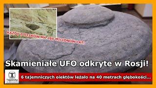 UFO sprzed 260 milionów lat odkryte w Rosji!