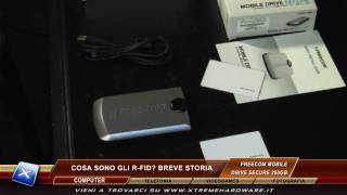 Videorecensione Freecom Mobile Drive Secure 250Gb