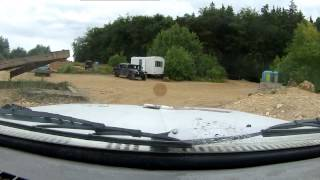 preview picture of video 'Offroadpark Langenaltheim - Kraftfahrwerk'
