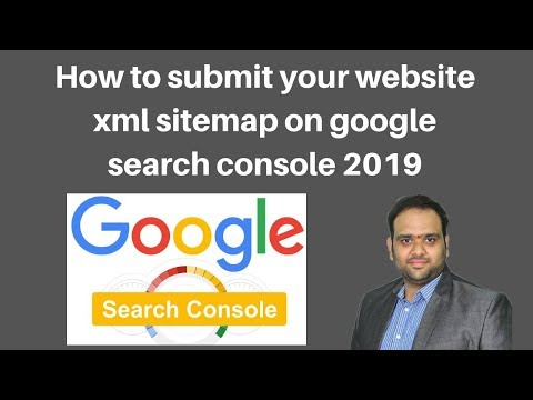 How to submit your website xml sitemap on google search console 2019