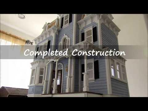 Beacon Hill Dollhouse Constructed House