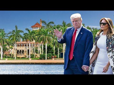 REVEALED: Trump Plays Kingmaker To Republican Politicians At Mar-A-Lago