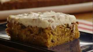 carrot cake topping recipe cream cheese