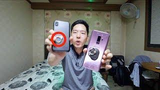 갤럭시 S9+ 유저의 아이폰 X 한달 실사용 후기
