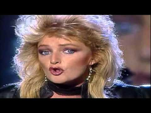 Bonnie Tyler - Here she comes 1984