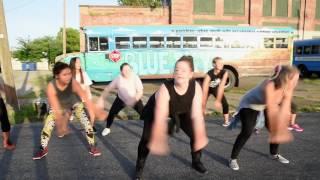 LET ME CLEAR MY THROAT – DJ Kool | Richmond Urban Dance (Intermediate Hip Hop)